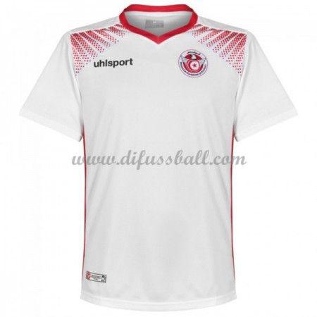 Günstige Fußballtrikots Tunesien Trikot nationalmannschaft
