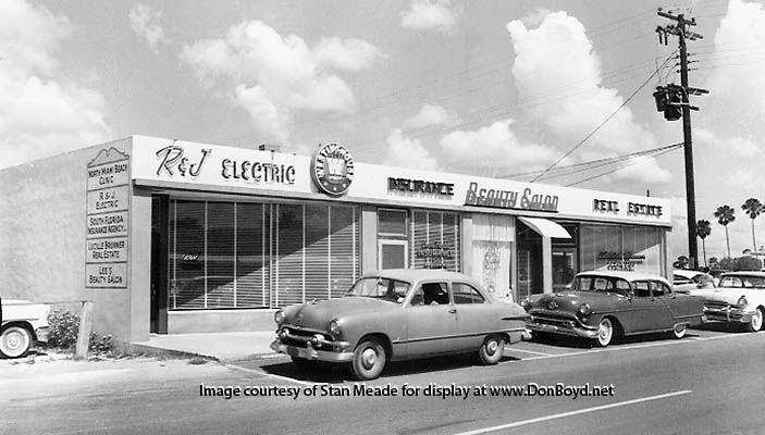 Amazing Mid Century Photographs Of Miami With Images North