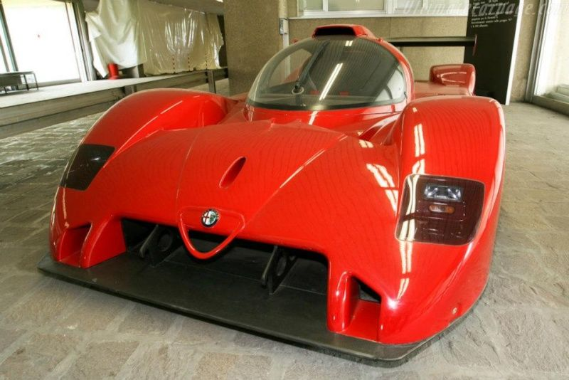 Abarth Alfa Romeo SE 048 PACKAIR INC. -- THE NAME TO TRUST FOR ALL