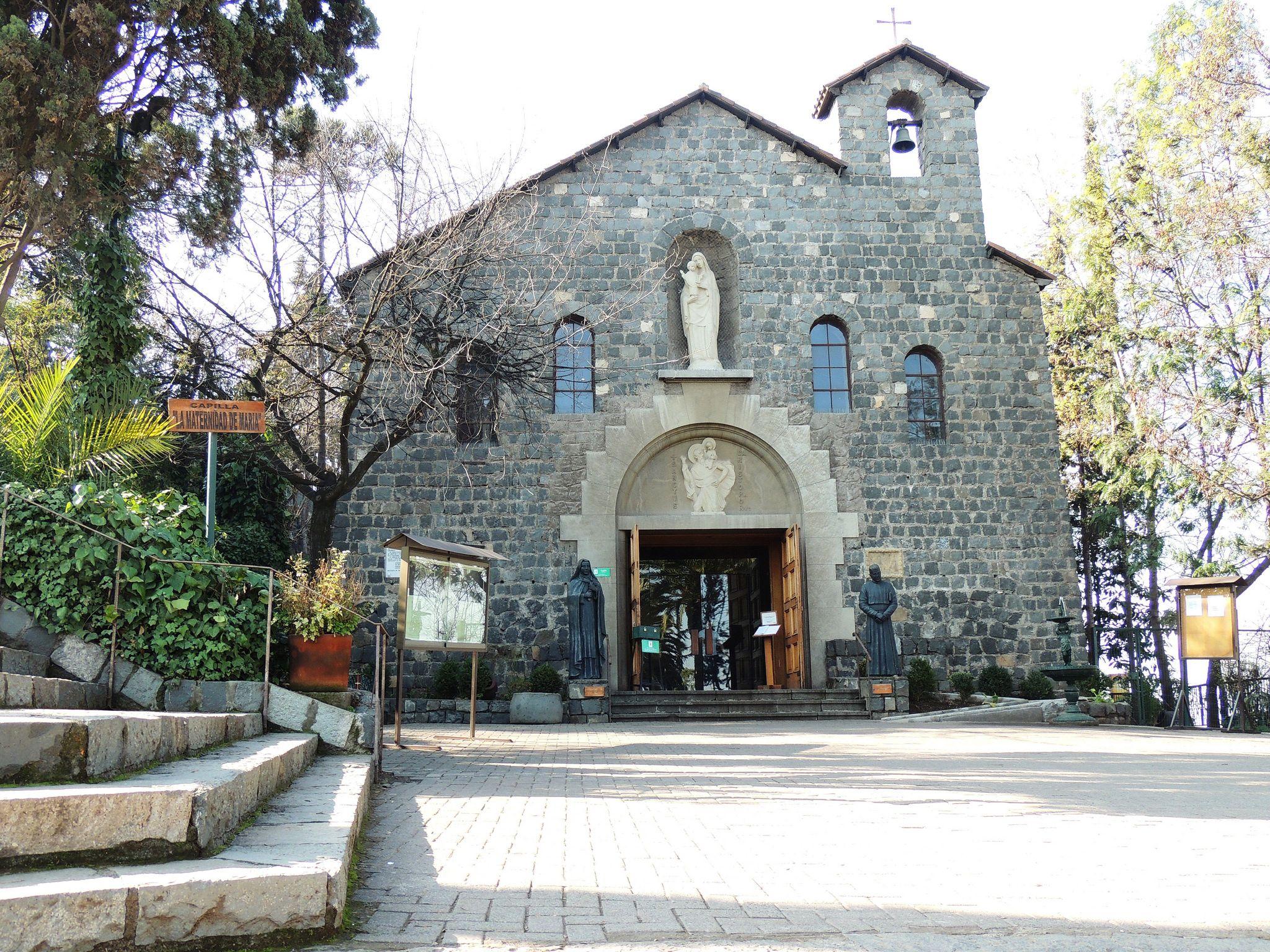 https://flic.kr/p/wJB43V | Cerro San Cristóbal, Santiago de Chile - Agosto 2015 | Santiago de Chile
