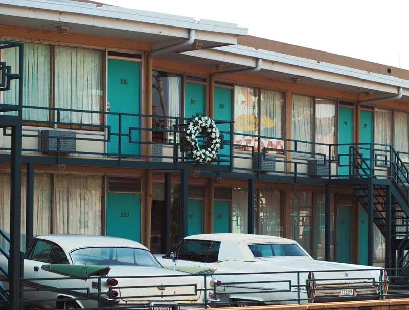 Memphis Memphis, National civil rights museum, Civil