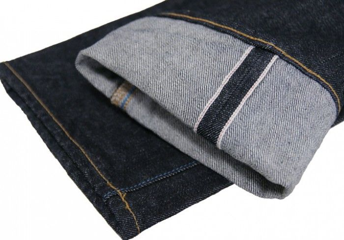 JAPAN BLUE DENIM JEANS 14.8OZ SELVEDGE