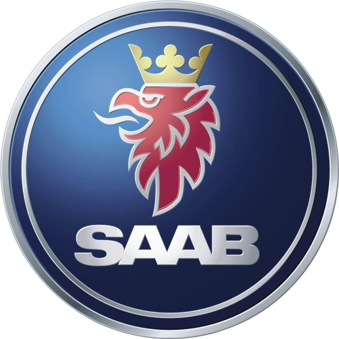 Saab car logo | brandedlogos.net | Pinterest | Car logos, Cars and ...