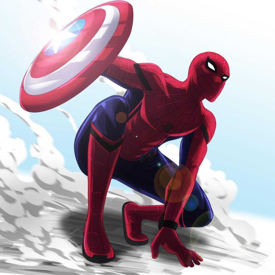 Spider-Man - Captain America: Civil War