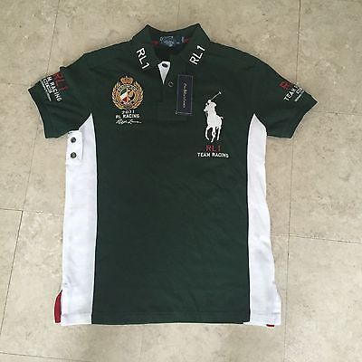 Ralph Lauren Polo Big Pony Shirt Mexico 2011 RL Racing Size Small NEW WITH TAGS https://t.co/cNKKpnuohx https://t.co/5g0oUnAb0S