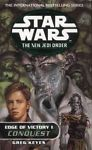 #StarWars The New Jedi Order Edge of Victory Conquest by Greg KeyeS  #rozasebay