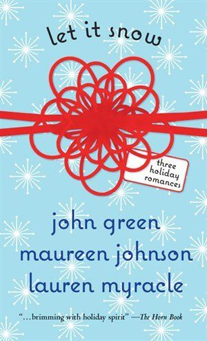 It was my holiday reading.  Funny and romantic.  It got me in the holiday mood.