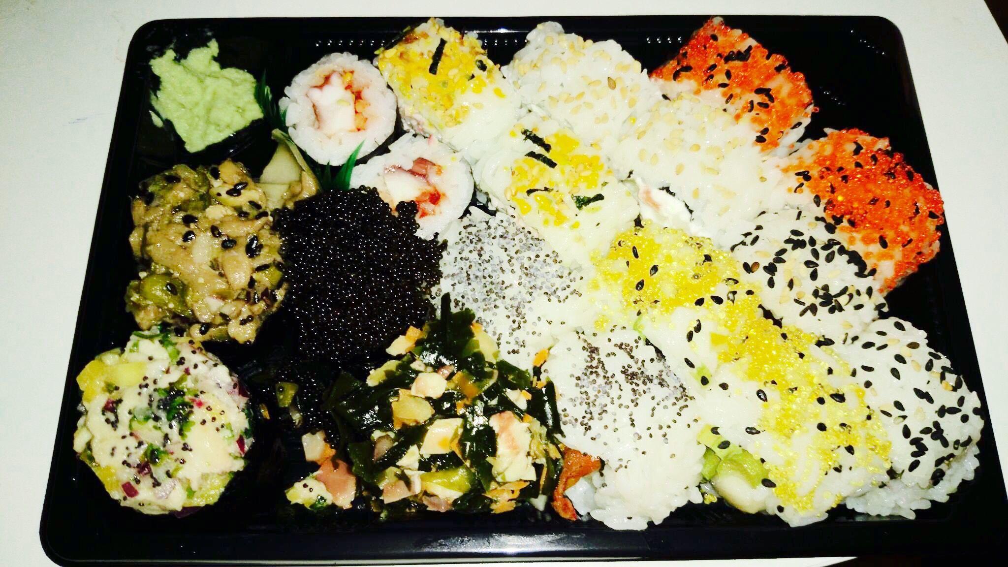 Sushi El Sirenito Gijon Cocina Food Breakfast Eggs