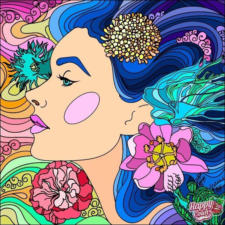 Épinglé par boyer sur divers   Illustration, Coloriage, Dessin