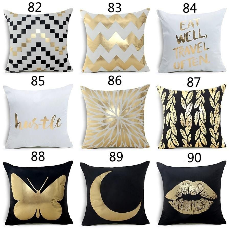 10 Stunning Pillowcases For Living Room