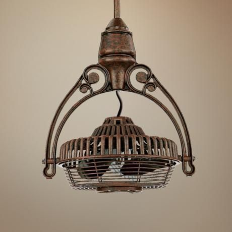 Nice Fanimation Old Havana Rust Ceiling Fan Industrial Project Ideas Decor  Project Ideas Www.MaritmeVintage.