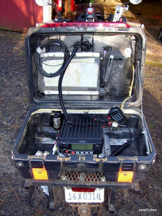 Let's see your mobile radio setup - Page 4 | PREPPERS