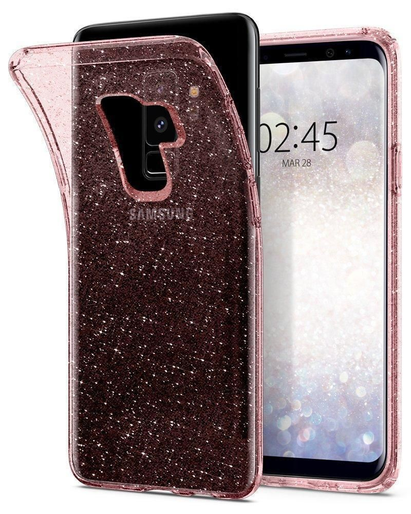 the best attitude f9fda 57ccd Spigen Liquid Crystal Phone Case For Samsung Galaxy S9 Plus ...