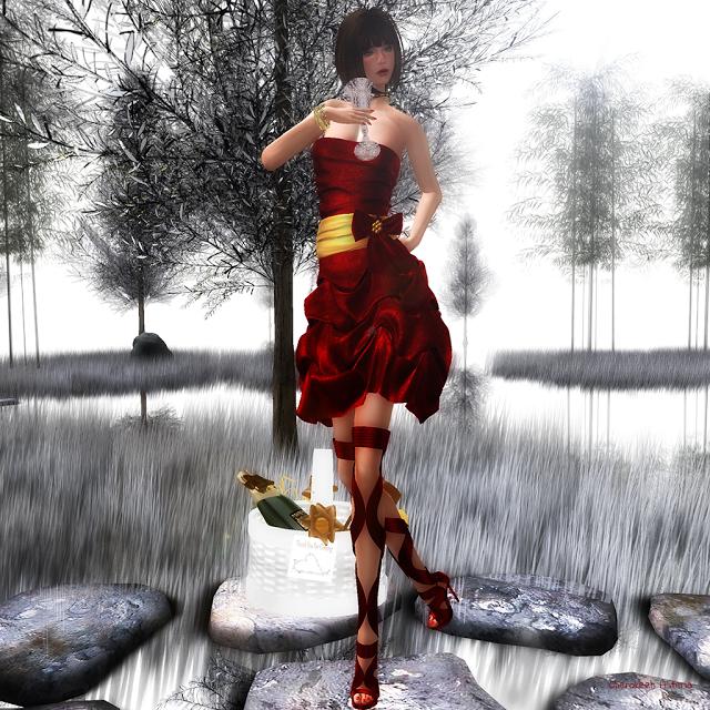 El Baul de la Moda en SL: Brindando en la Nochevieja!