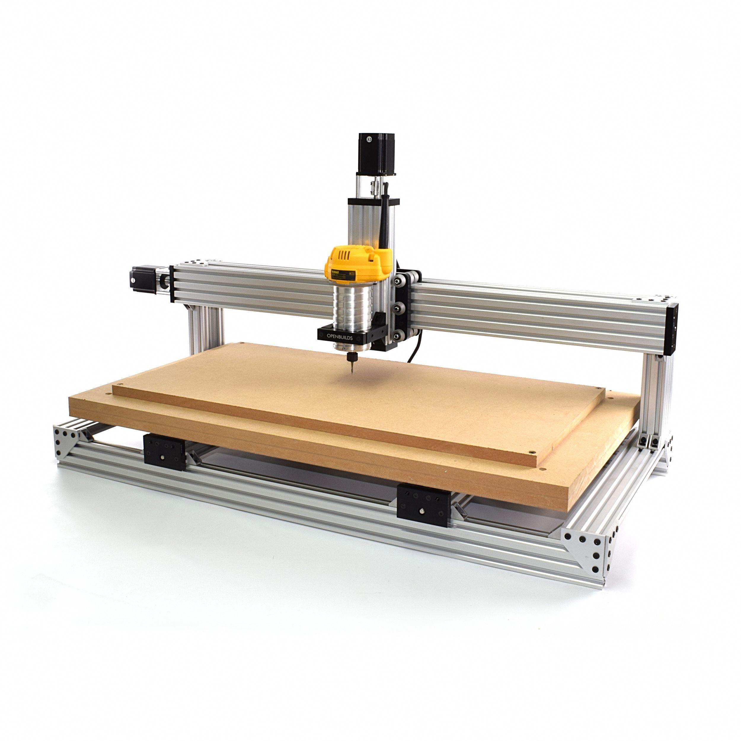 Cbeam xl mechanical kit hobbycnc hobby cnc hobby