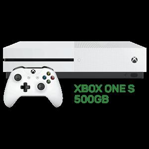 Xbox One S 500gb Console Xbox One S Xbox One Console
