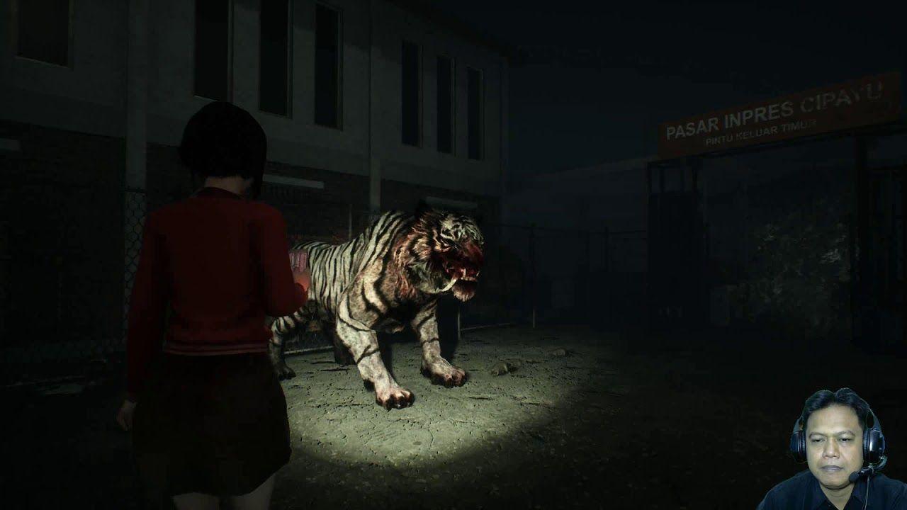 Dreadout 2 17 Mengalahkan Harimau Maung Di Pasar Cipayu Dreadout 2 Game Harimau Youtube