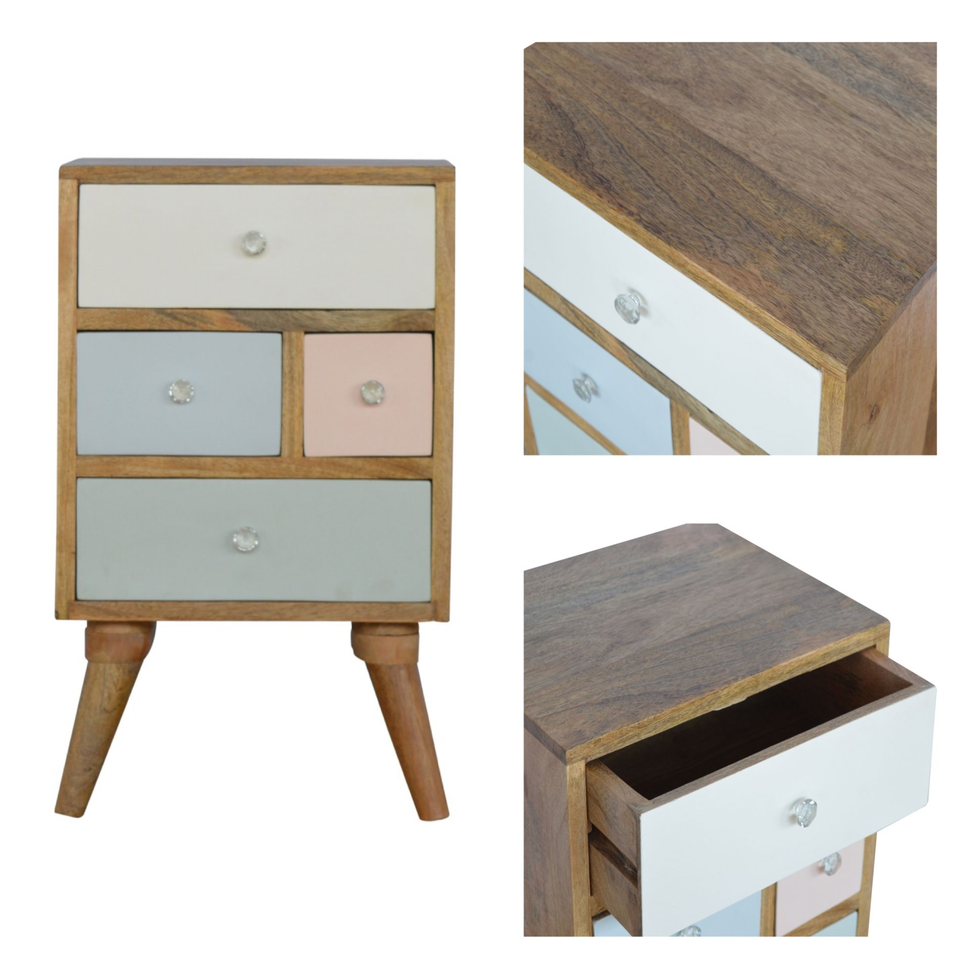 Wholesale Multi Drawer Painted Bedside Uk Drop Shippers Furniture Painted Drawers Drawers