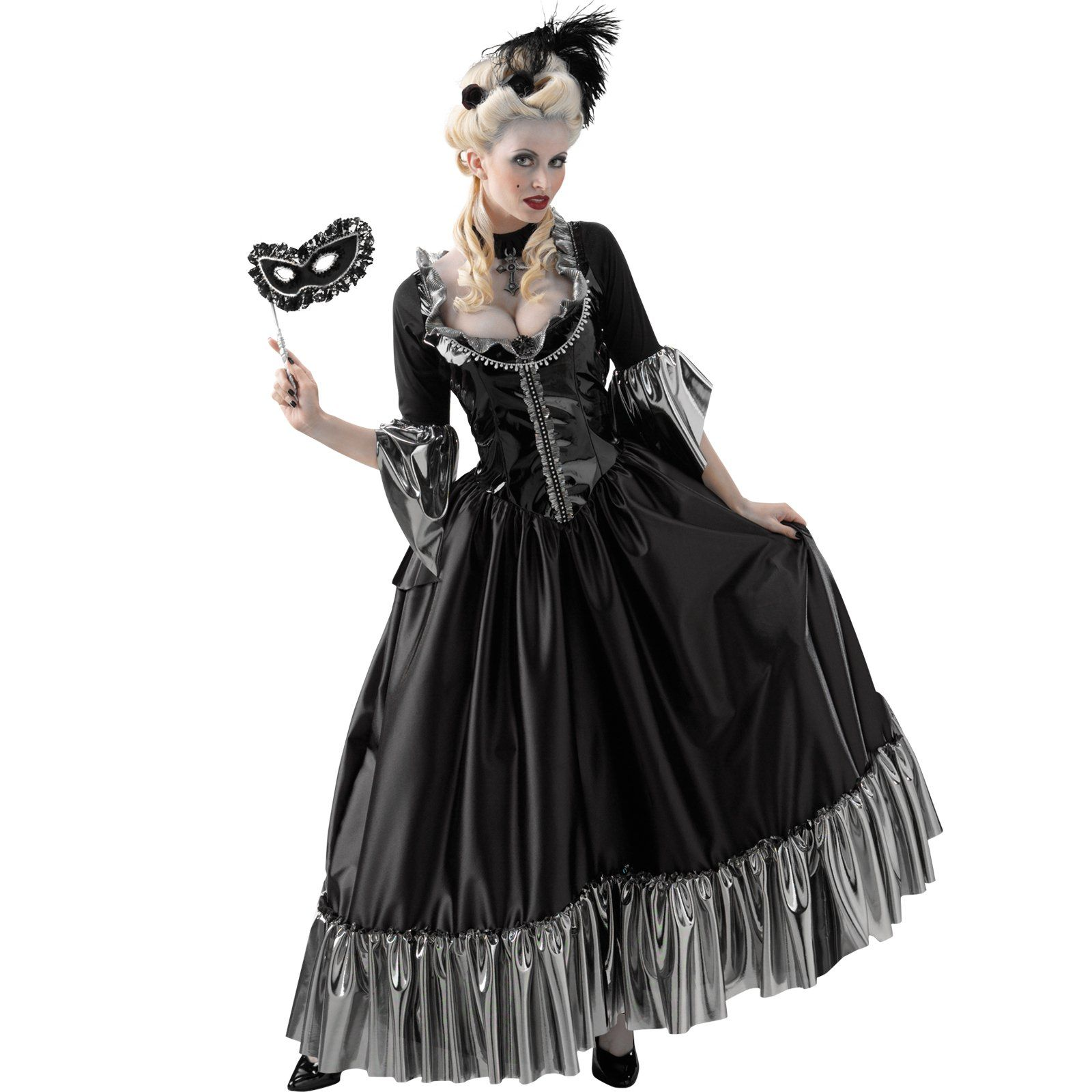 Dress up for masquerade party - Masquerade Ball Queen Adult Costume From Buycostumes Com