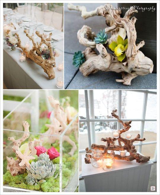 decoration de table mariage branche cep de vigne flower power pinterest mariage branch. Black Bedroom Furniture Sets. Home Design Ideas