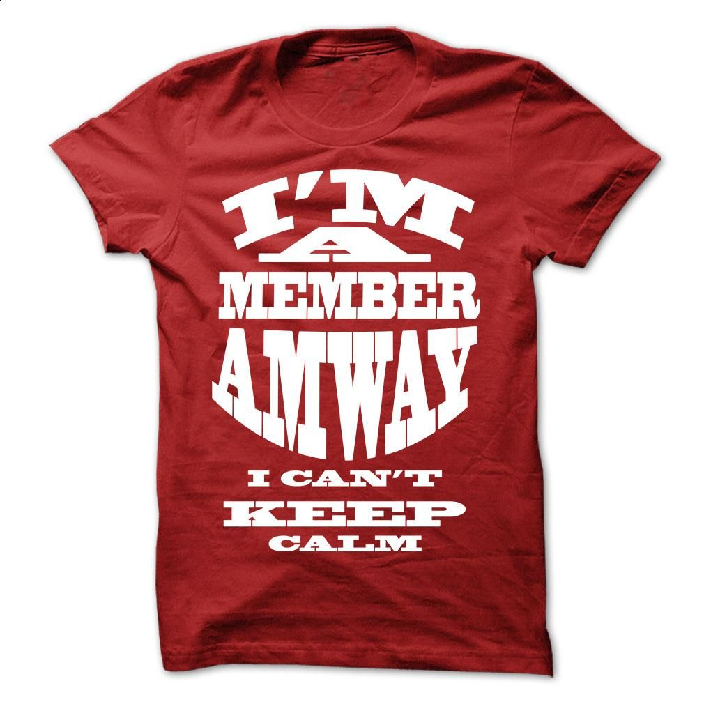 Design t shirt keep calm - Amway T Shirt I Can T Keep Calm T Shirt Hoodie