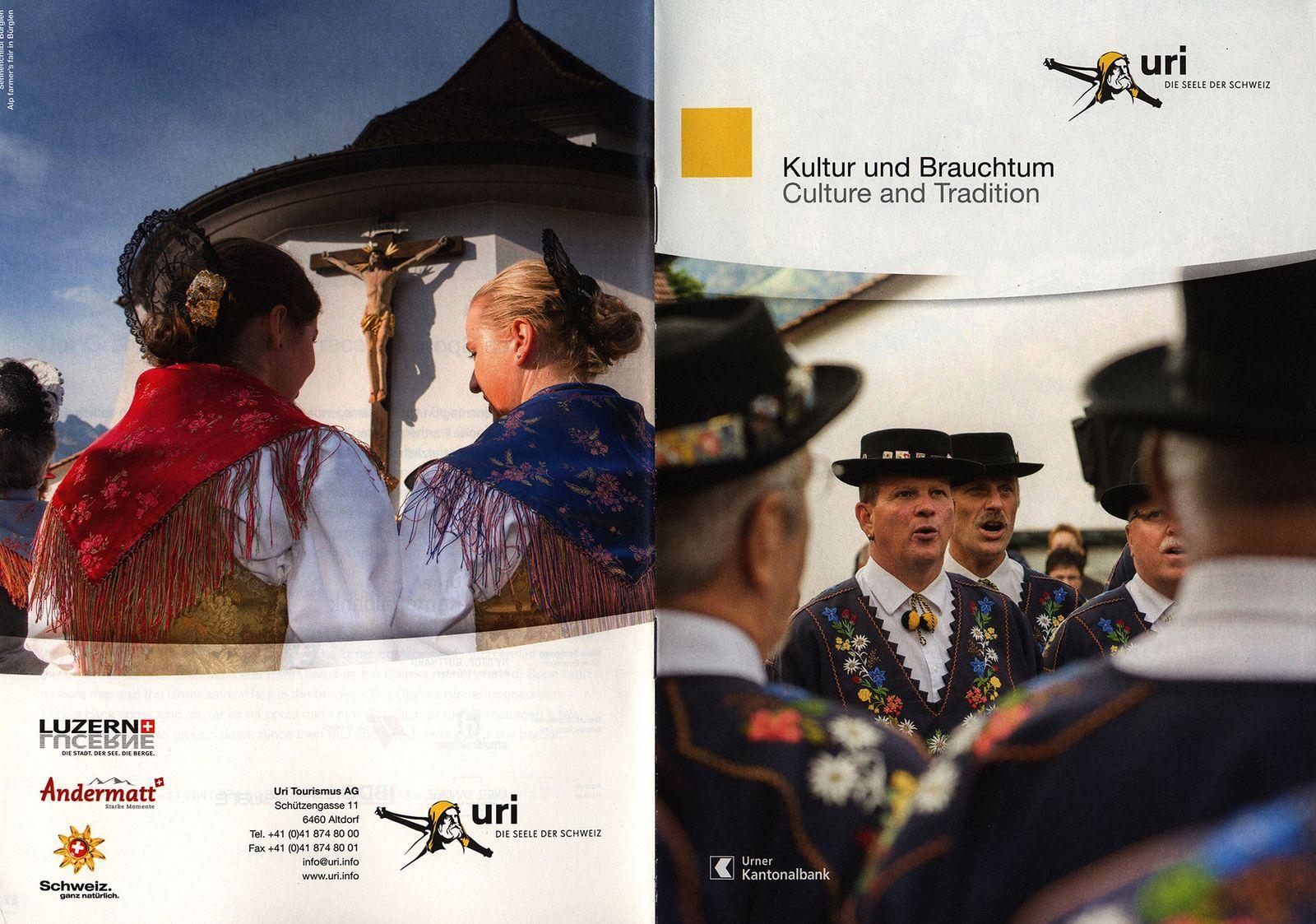 https://flic.kr/p/HVEWW5 | Ferienregion Uri und Klewenalp, Kultur und Brauchtum/ Culture and Tradition 2015; Switzerland