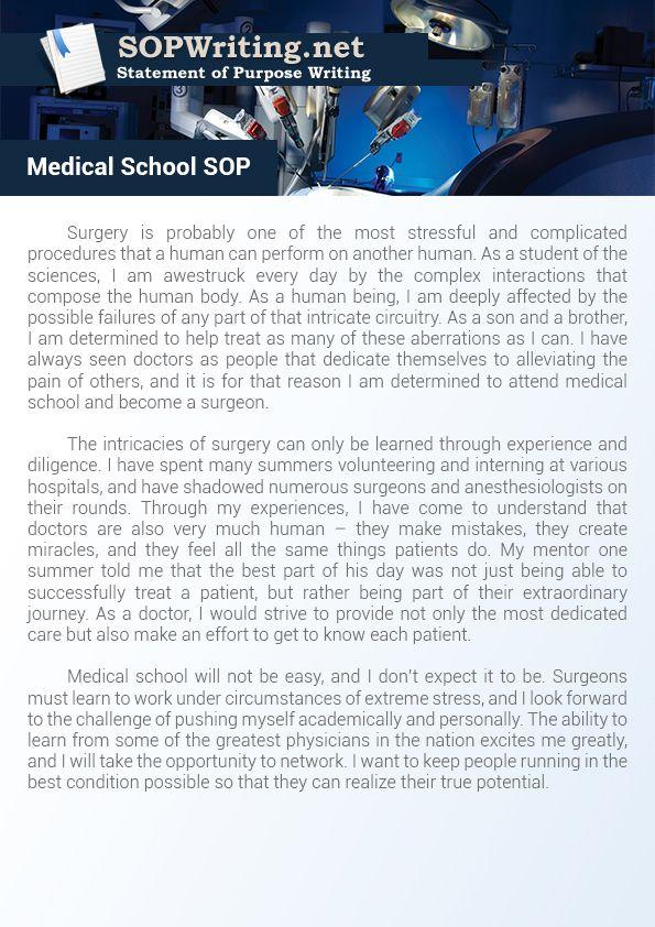http\/\/wwwstatementofpurposeexamplesnet\/medical-school-statement - how to prepare a sop format