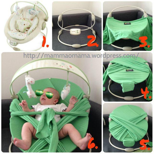 Amo mi fular #BobaWrap #Babywearing #porteo