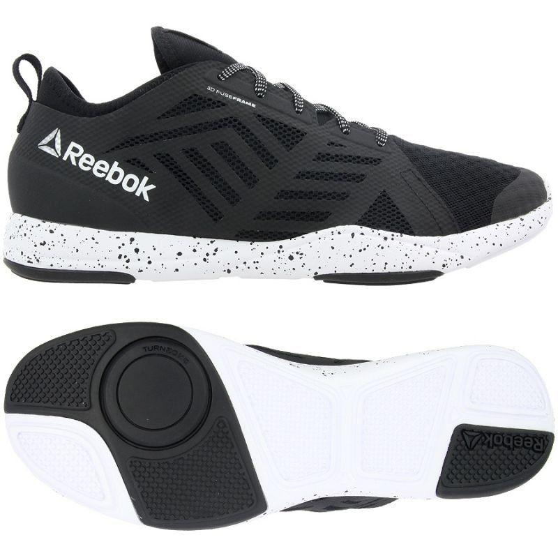 Buty Treningowe Reebok Cardio Inspire Low Czarne Training Shoes Reebok Womens Sneakers
