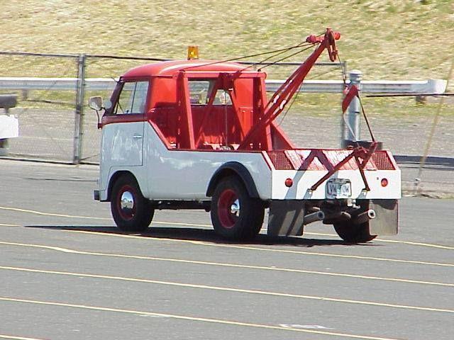 VW Volkswagen camper campervan kombi recovery truck (With images ...