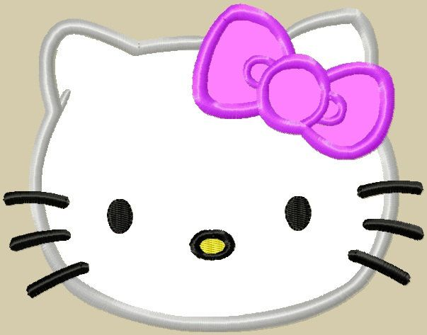 Free hello kitty applique downloads hello kitty furniture