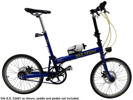 Pakit Folding Bike Con Imagenes Bicicletas