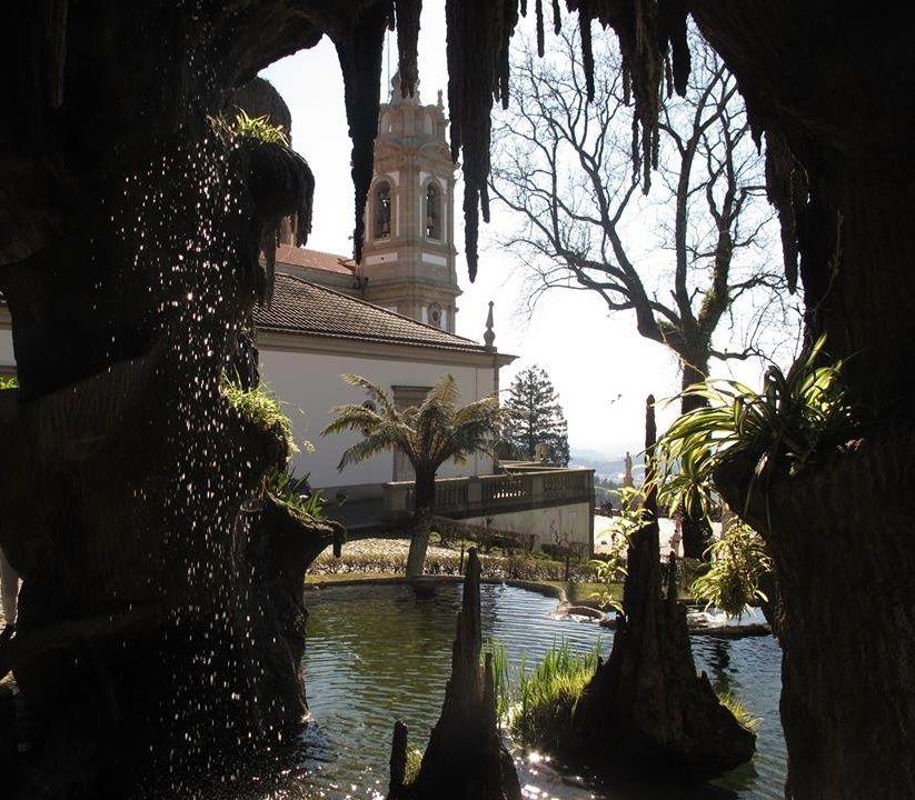 Bom Jesus do Monte:) Foto de  Aly na Europa