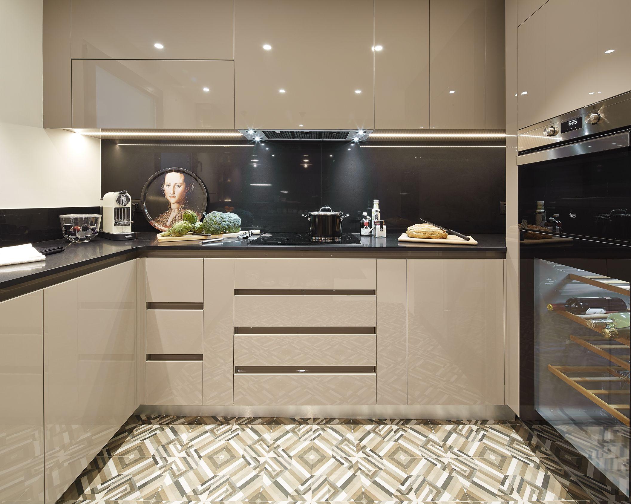 Molins interiors arquitectura interior interiorismo - Decoracion cocina comedor ...