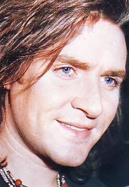 Simon le Blue Eyes