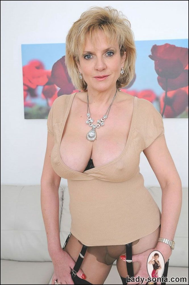 sonias boobs lady