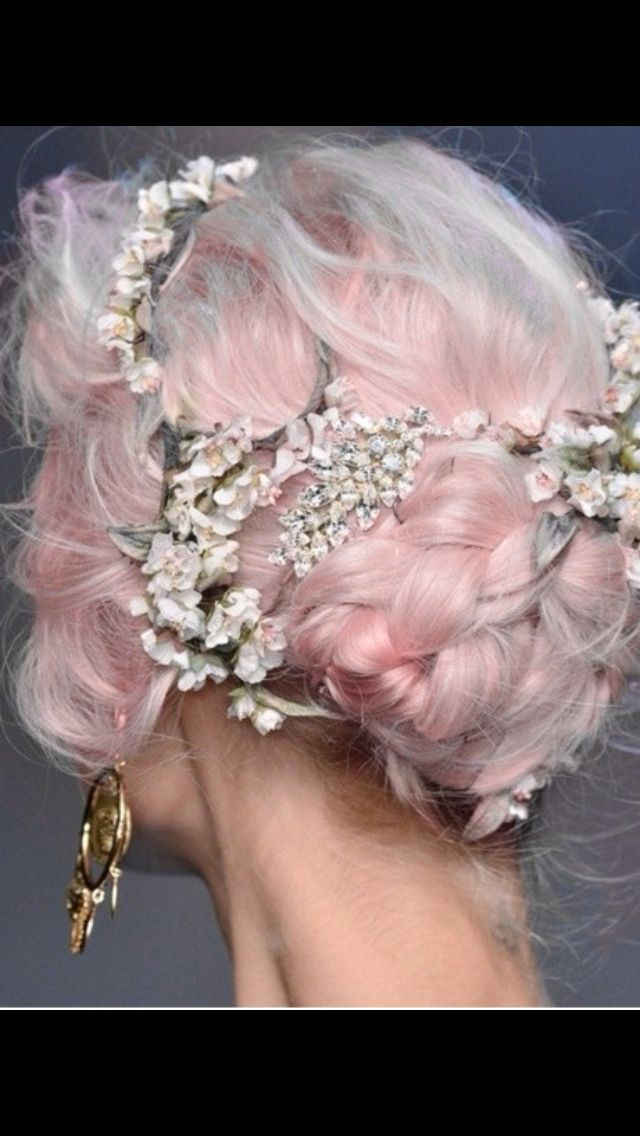 sakura hair