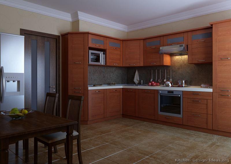Kitchen Idea Of The Day European Kitchen Cabinets Modern Kitchens Pinterest European