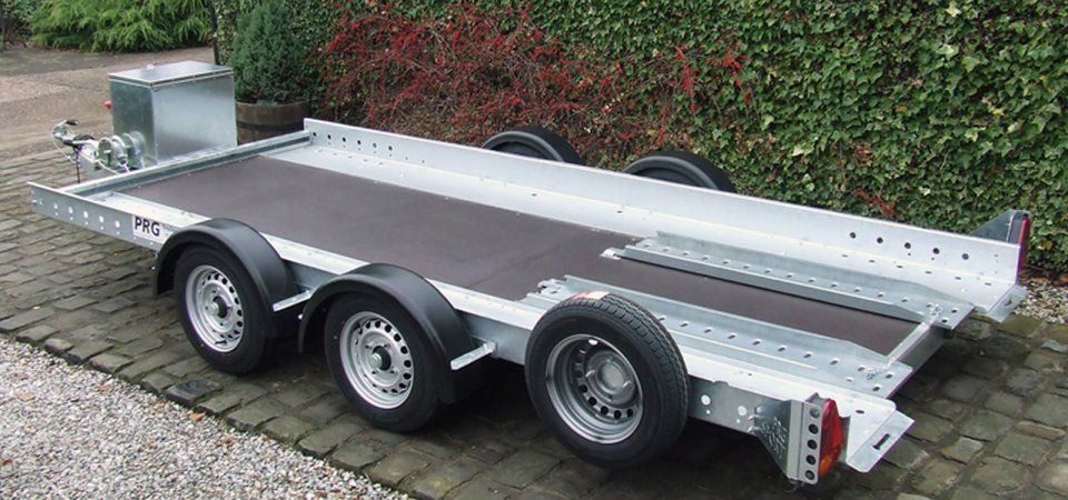 PRG Trailers - Open Trailers