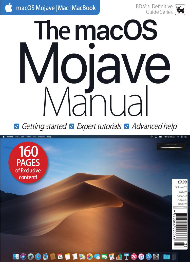 mac manual for pages