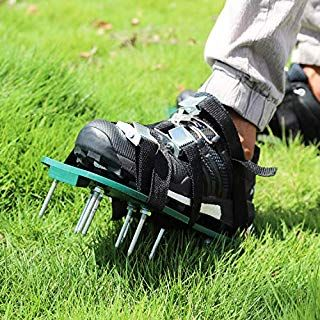 Amazon Com Kyerivs Lawn Aerator Spike Shoes Updated 4