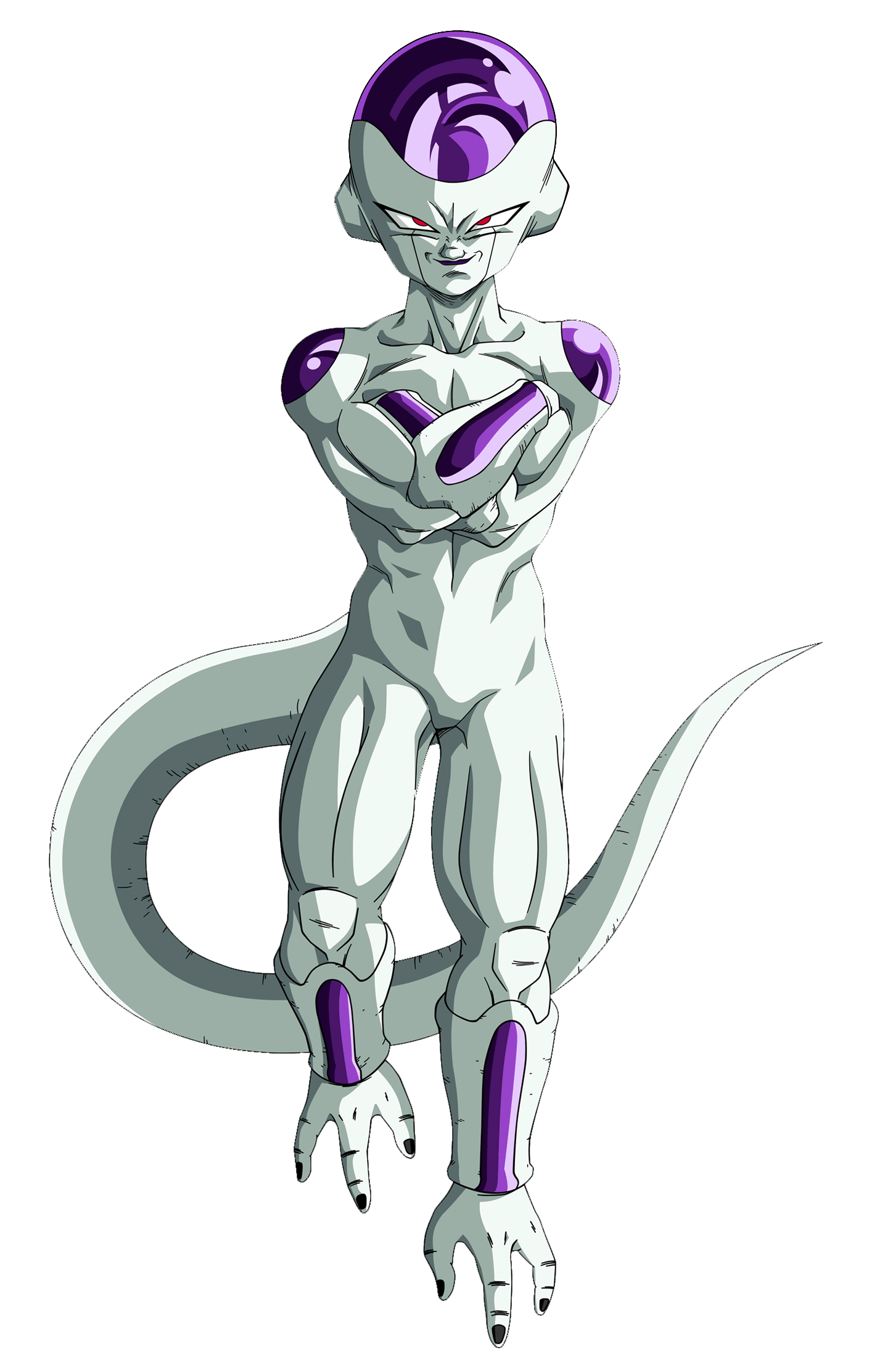 Frieza, the best villain of all time. Coolest looking too