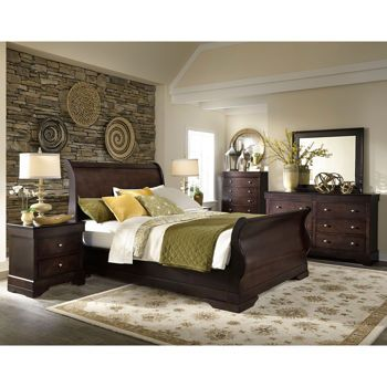 Costco Valencia Ii 6 Pc Queen Set My Wishlist Pinterest King Bedroom Bedrooms And
