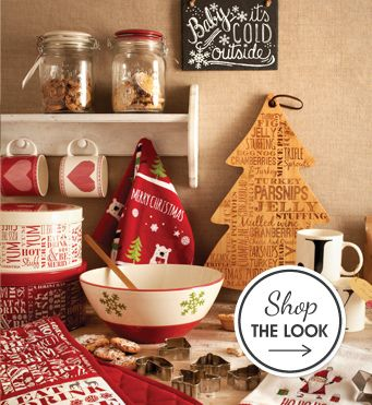 Fable Baking Shop The Look