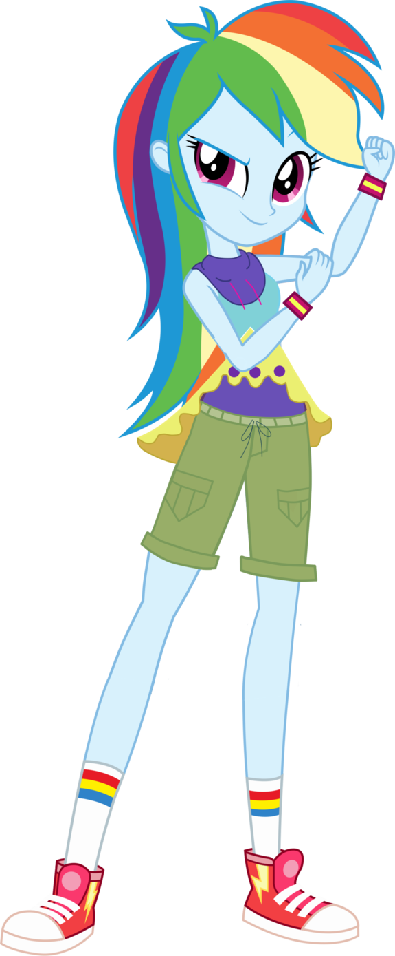 Rainbow Dash Legend Of Everfree By On Deviantart My Little Pony