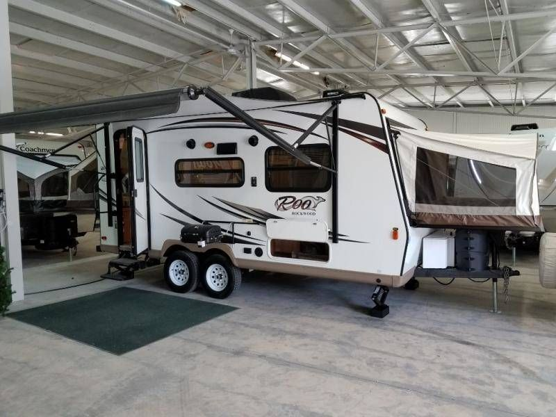 2016 Forest River Rockwood Roo 19 For Sale Sheboygan Wi Rvt