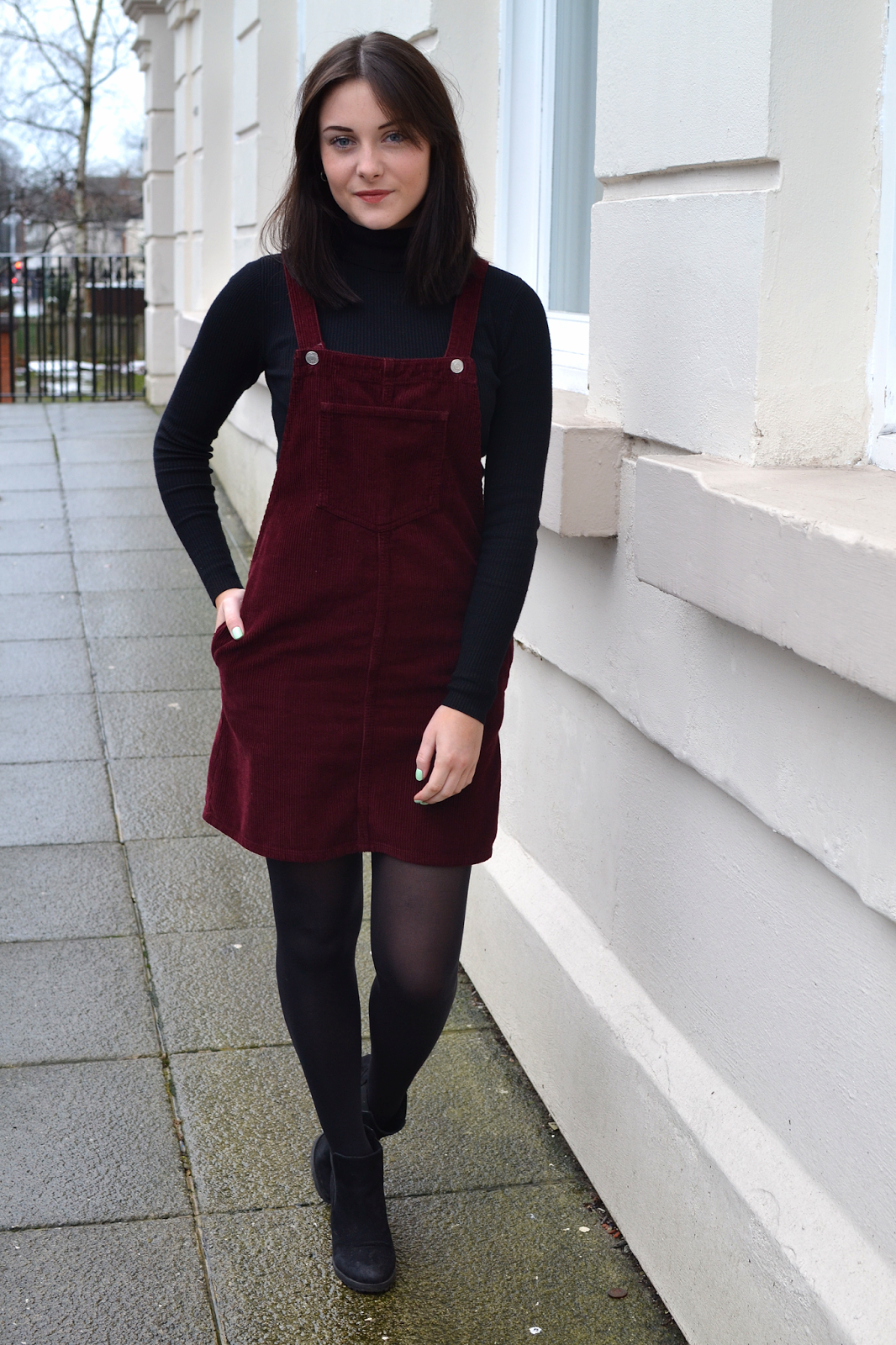 d4952351 ktcrossthwaite: FASHION: THE LITTLE BURGUNDY DRESS | Fashion | Moda ...
