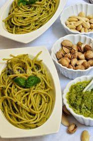 hiperica_lady_boheme_blog_cucina_ricette_gustose_facili_veloci_pasta_al_pesto_di_pistacchi_e_mandorle_2