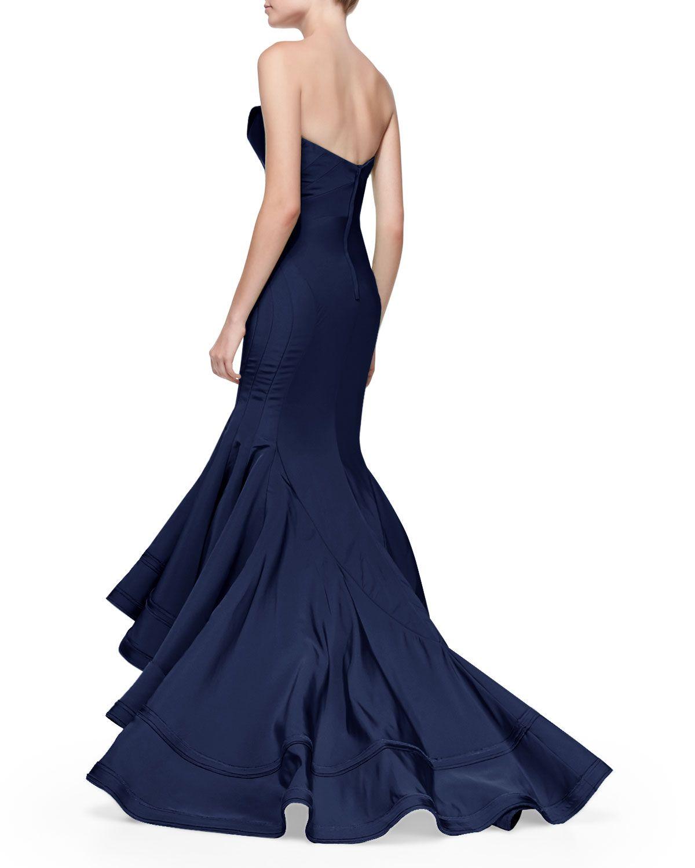 Evening Wear & Formal Evening Gowns   Neiman Marcus   Mayball ...