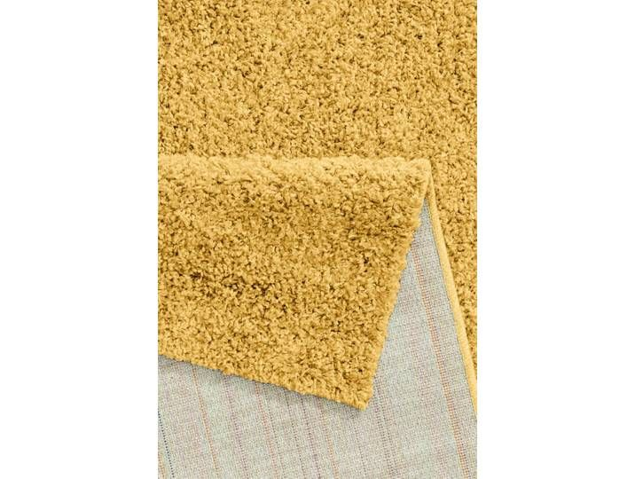 Home Affaire Hochflor Teppich Shaggy 30 200x200 Cm 30 Mm Gesamthohe Gold Teppich Hochflor Teppich Textilien